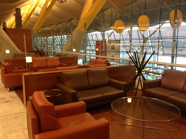 Business Class Lounge Iberia