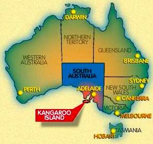 Kanaroo Island