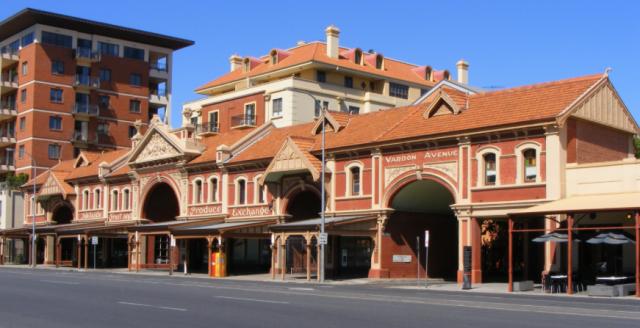 Adelaide - East Terrace