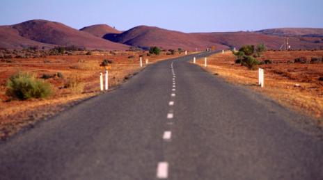 Naar Broken Hill