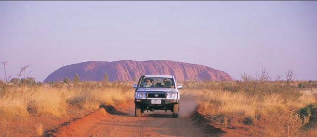 Huurauto Outback