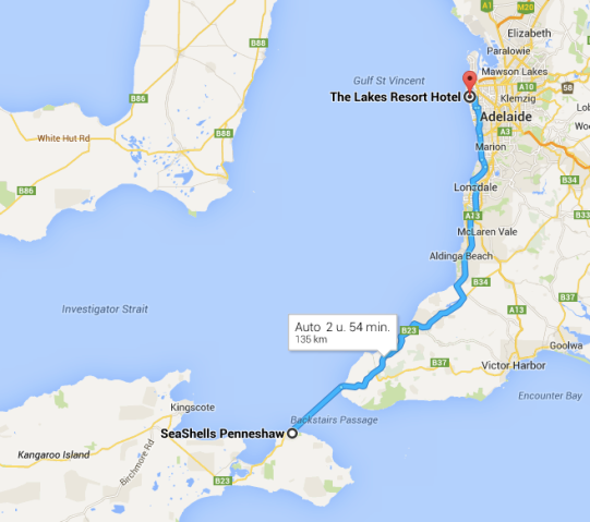 Kangaroo Island - West Lakes