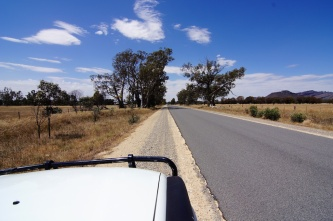 Back road