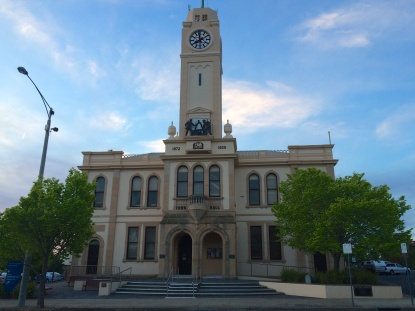 Town Hall Stawell