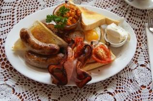 Albert Big Breakfast