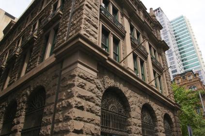 Mooi oud gebouw
