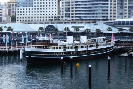 Daring Harbour Sydney