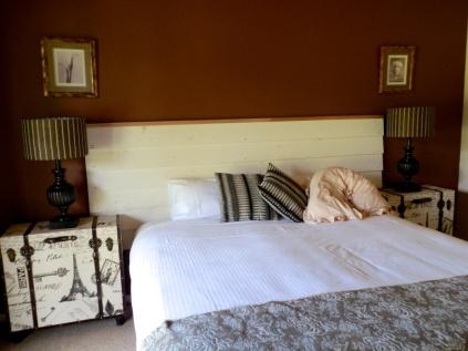 Heerlijk bed